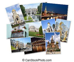 russia., fénykép, moszkva, st. petersburg