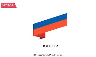 russia lobogó, icon.