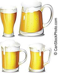 sör, állhatatos