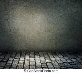 sötét háttér
