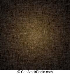 sötét, sárga háttér, textil