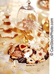 süti, karácsony, finom