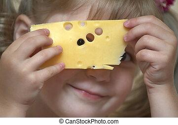 sajt, leány