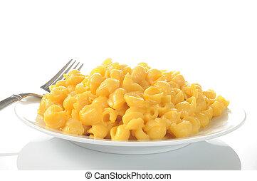 sajt, makaróni