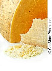 sajt, parmezán