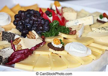 sajt pecsenyéstál, büfé