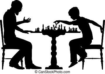 sakkjáték, csoda