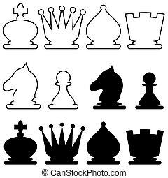 sakkjátékosok
