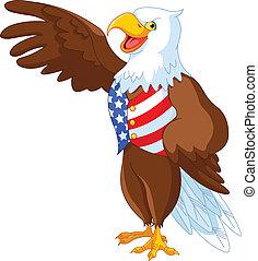 sas, amerikai, hazafias