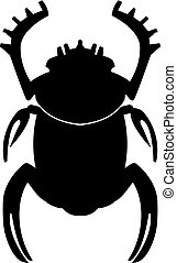 scarab bogár