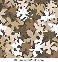 seamless, pattern., ábra, hadi, vektor, struktúra, hadsereg, elvont, álcáz