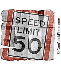 sebességhatár, 50