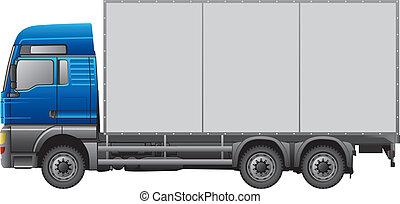 semi-trailer, csereüzlet