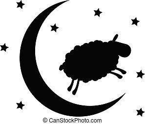 sheep, ugrás