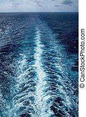 ship', tenger, ébred