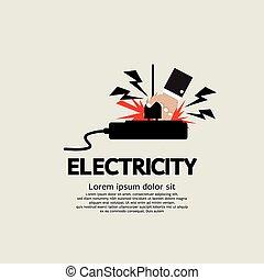 shock., elektromos