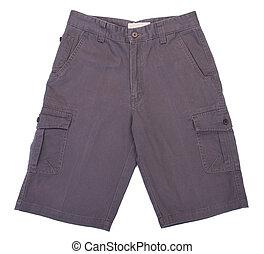 shorts., háttér, nadrág