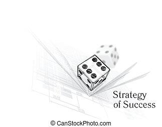 siker, stratégia