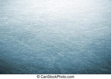 skate dísztér, jég