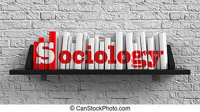 sociology., oktatás, concept.