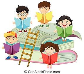 sok, felolvasás, előjegyez, gyerekek