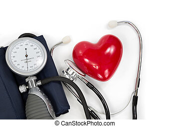 sphygmomanometer, szív