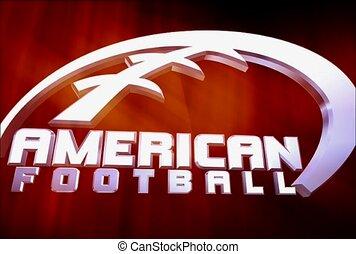 sport, amerikai futball, szórakozás