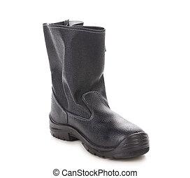 sport, fekete, boot.