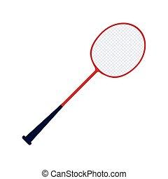 sport, ikon, tollaslabda, mód, lárma, lakás
