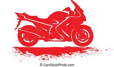 sport, motorbike.
