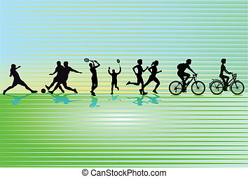 sportszerű, szabad activity