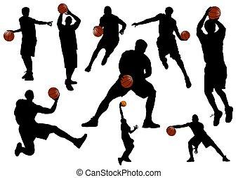ss-2131-set, basketball.eps