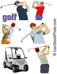 ss-2736-set, golf.eps