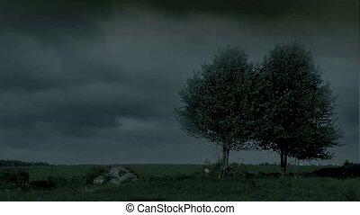 storm., éjszaka