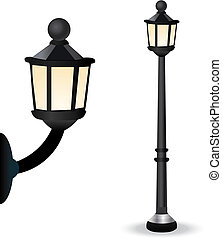 streetlight, állhatatos