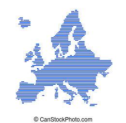 strips., európa, árnykép