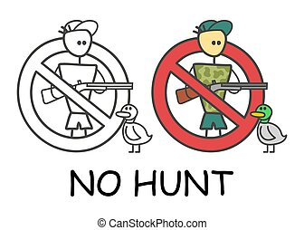style., jelkép., ikon, vektor, aláír, furcsa, places., prohibition., ember, nem, háttér., vadász, vadászat, gyermekek, piros, alkoholmérési tilalom, fehér, abbahagy, pisztoly, bot, elszigetelt, böllér, terület