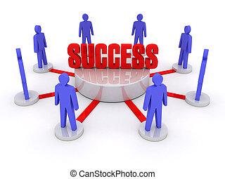 success., befog
