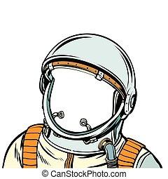 suit., űrhajós, hely