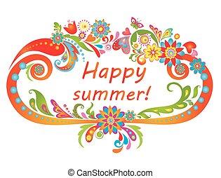 summer!, boldog