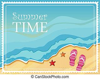 summertime idő