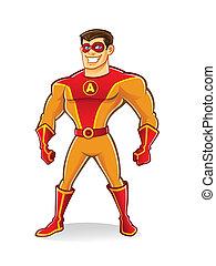superhero, jelentékeny