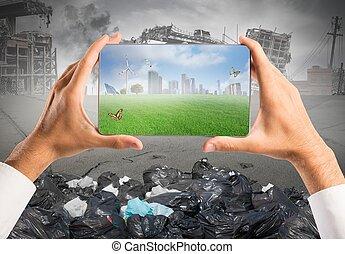 sustainable kialakulás