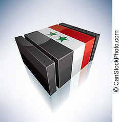 syria lobogó, 3