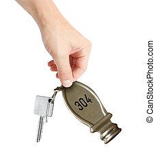 szálloda kulcs