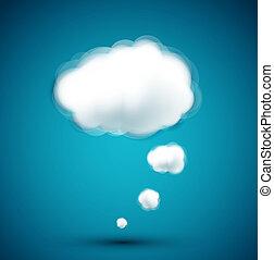 számítógép, felhő