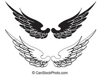 szárny