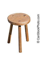 széklet, fából való
