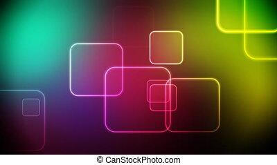 szín, blokkok, bukfenc