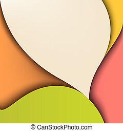 szín, elvont, háttér